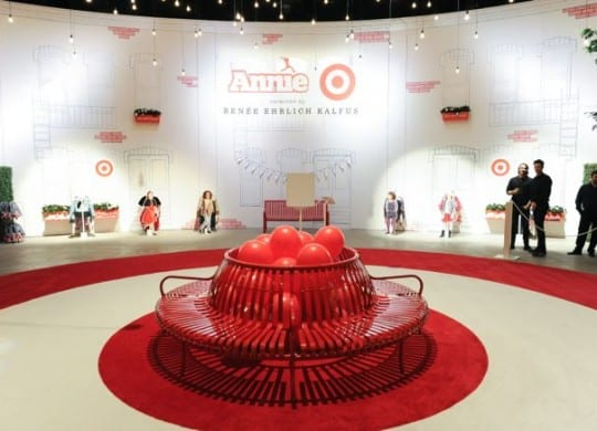 ANNIE for TARGET Launch Event