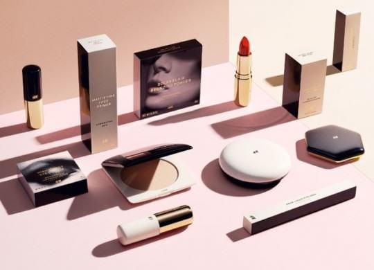 H&M beauty featured image